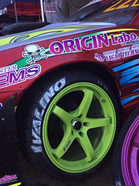 ドライバー:中村直樹 選手  WTAC 優勝車両